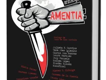 Antología de terror.   Producción y diseño: Musivaria.  Edición independiente